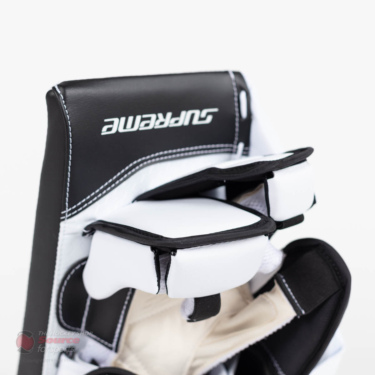 Bauer Supreme S29 Intermediate Goalie Blocker