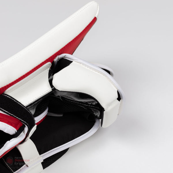 CCM Axis A1.9 Intermediate Goalie Blocker