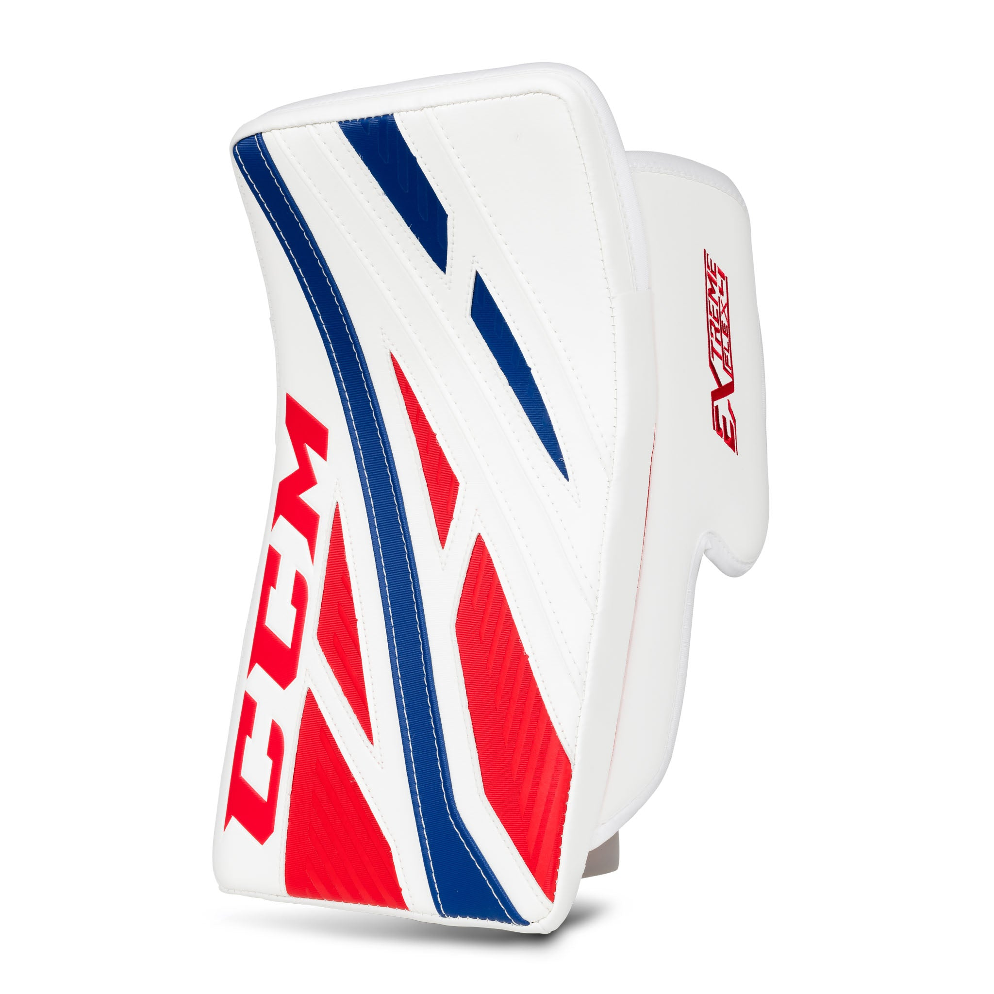 e4e61902c1c CCM Extreme Flex 4 Pro Senior Goalie Blocker – The Hockey Shop ...