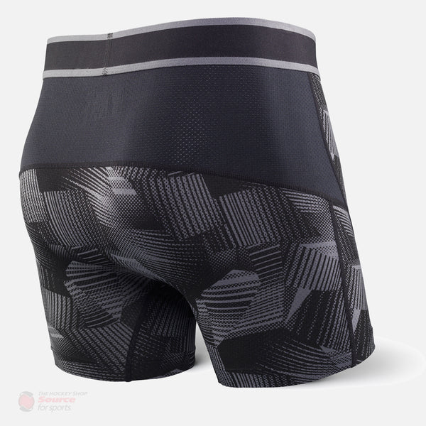 Saxx Kinetic Boxers - Black Frequency