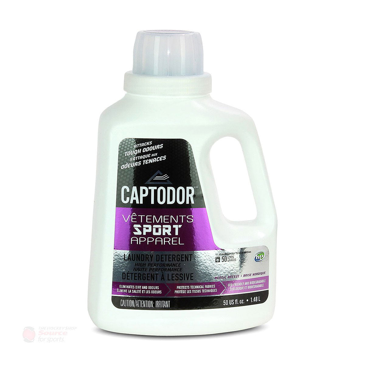 Captodor Laundry Detergent - 900ml