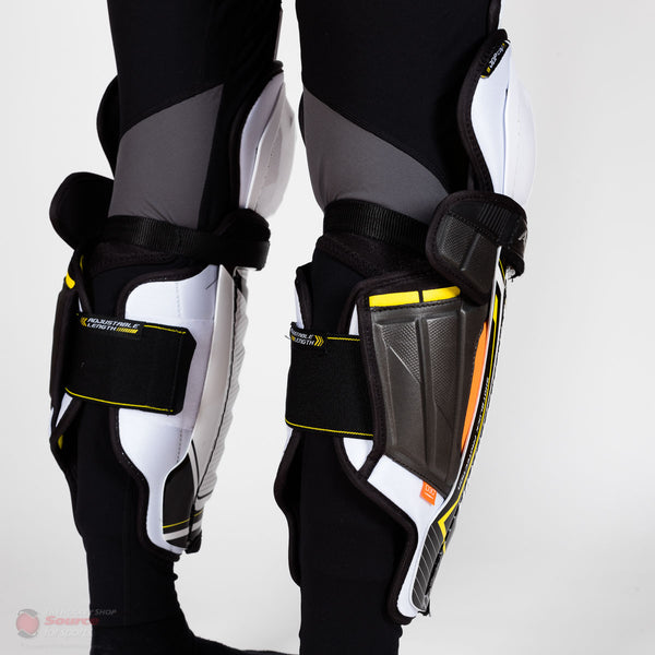 CCM Super Tacks AS1 Senior Hockey Shin Guards