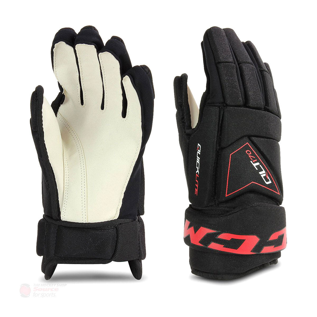 CCM QuickLite 170 Junior Ball Hockey Gloves