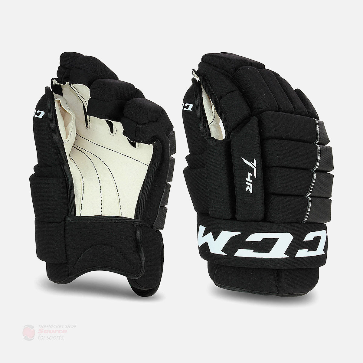 CCM Tacks 4R Senior Hockey Gloves (2017)