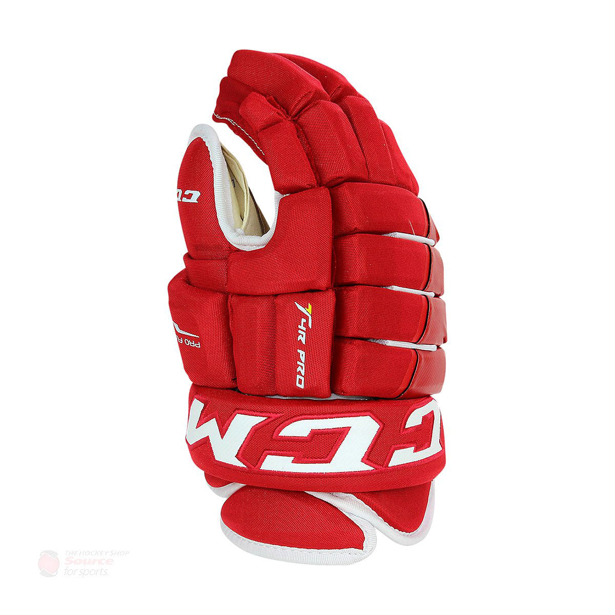 7457926b64a CCM Tacks 4R Pro Senior Gloves – The Hockey Shop Source For Sports