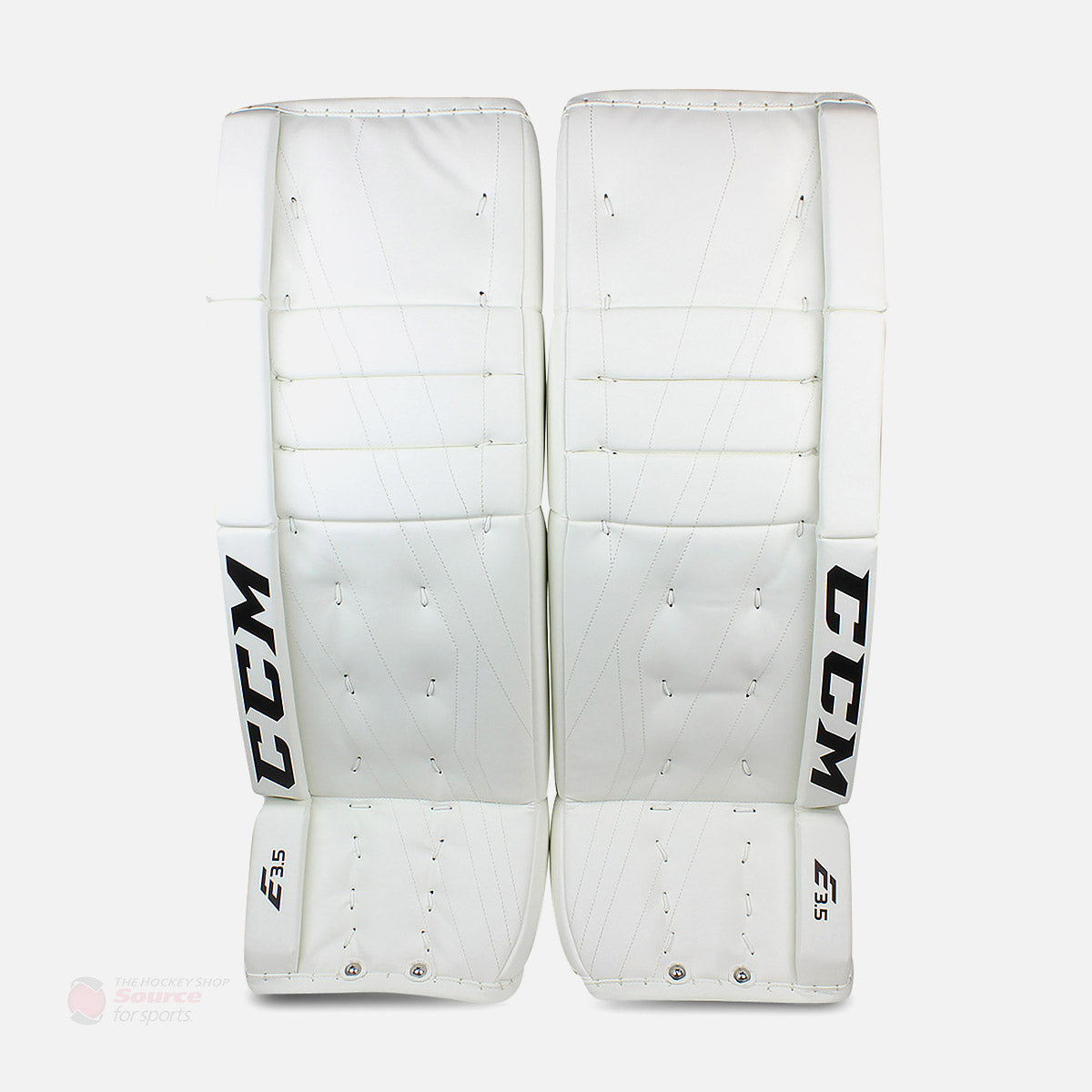 CCM Extreme Flex E3.5 Junior Leg Pads - Source Exclusive