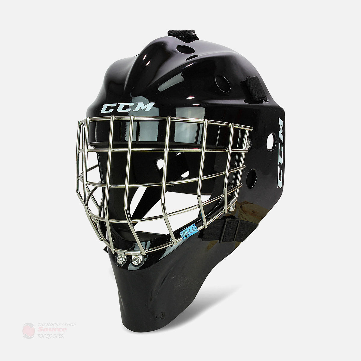 CCM L1.5 Senior Goalie Mask - Black