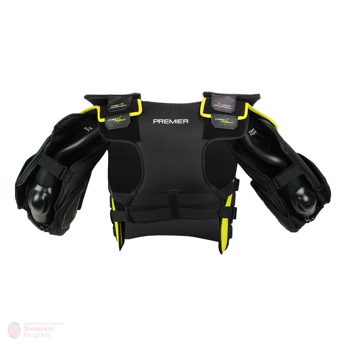 CCM Premier R1.9 Intermediate Chest & Arm Protectors - Source Exclusive