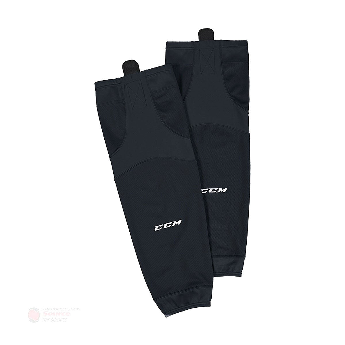 CCM Quicklite 6000 Black Hockey Socks