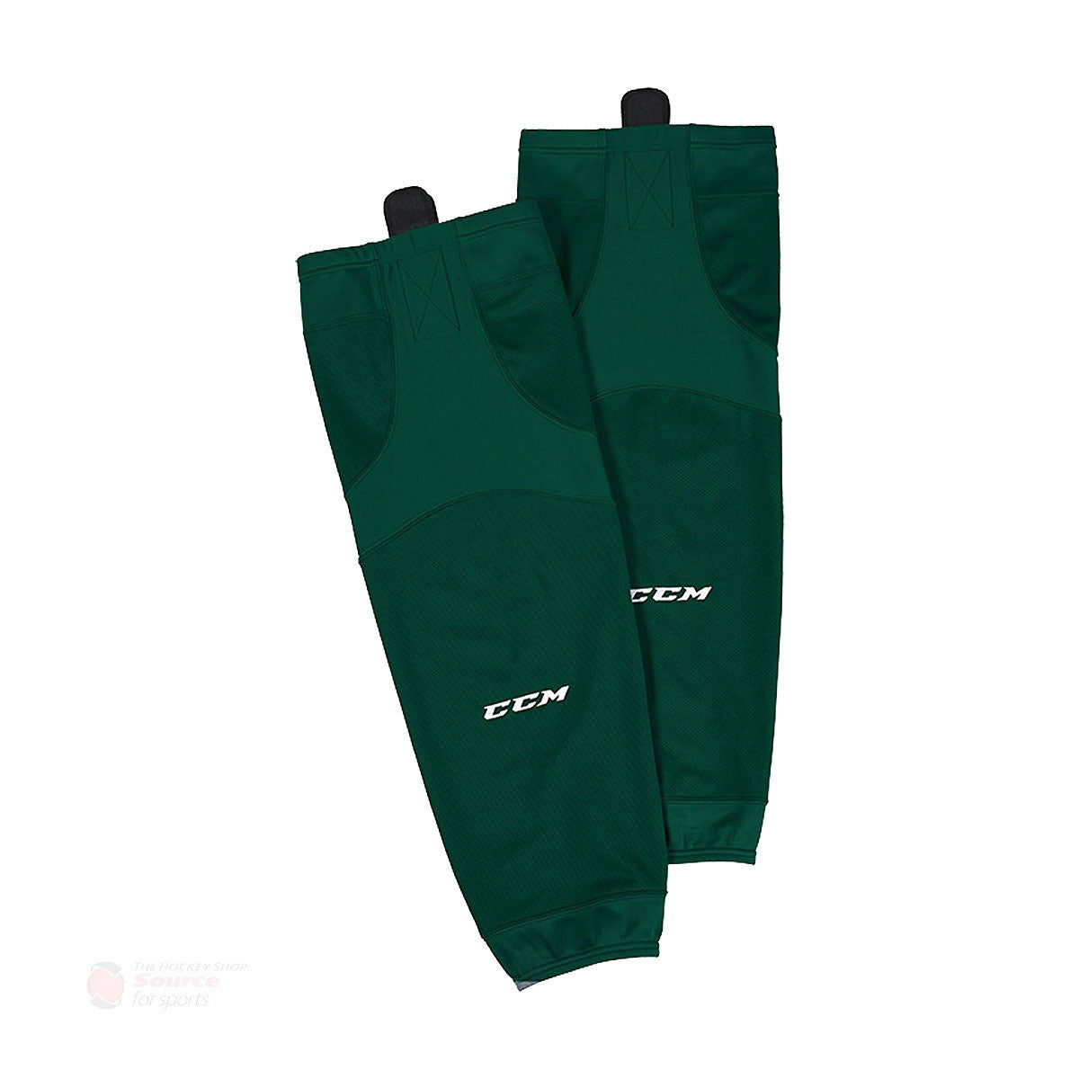 CCM Quicklite 6000 Forest Green Hockey Socks