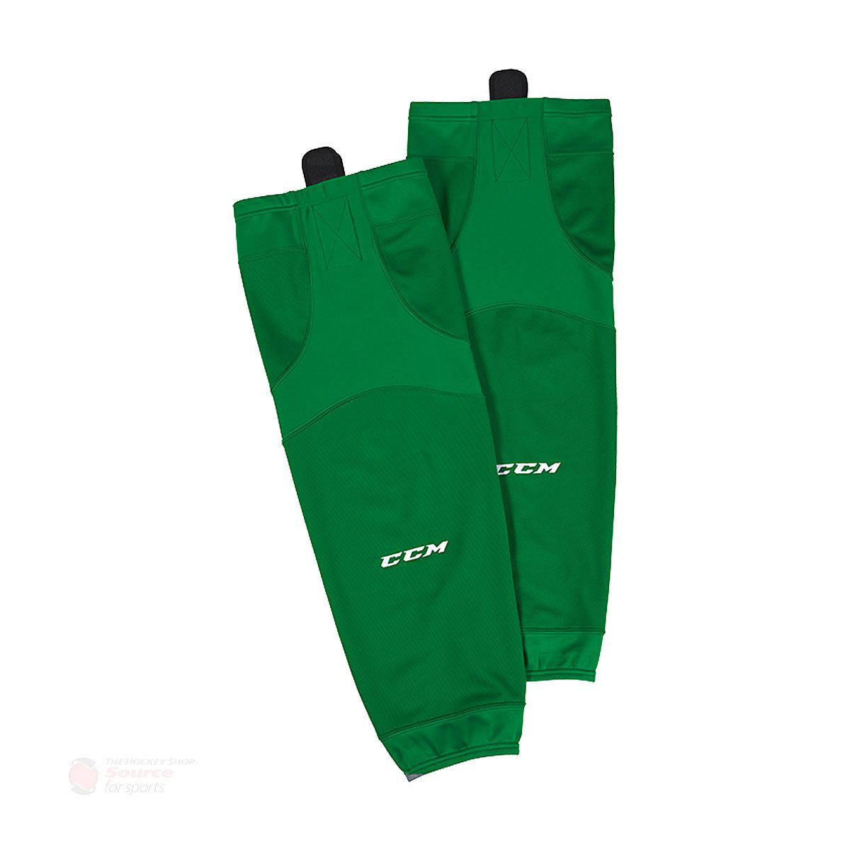 CCM Quicklite 6000 Kelly Green Hockey Socks