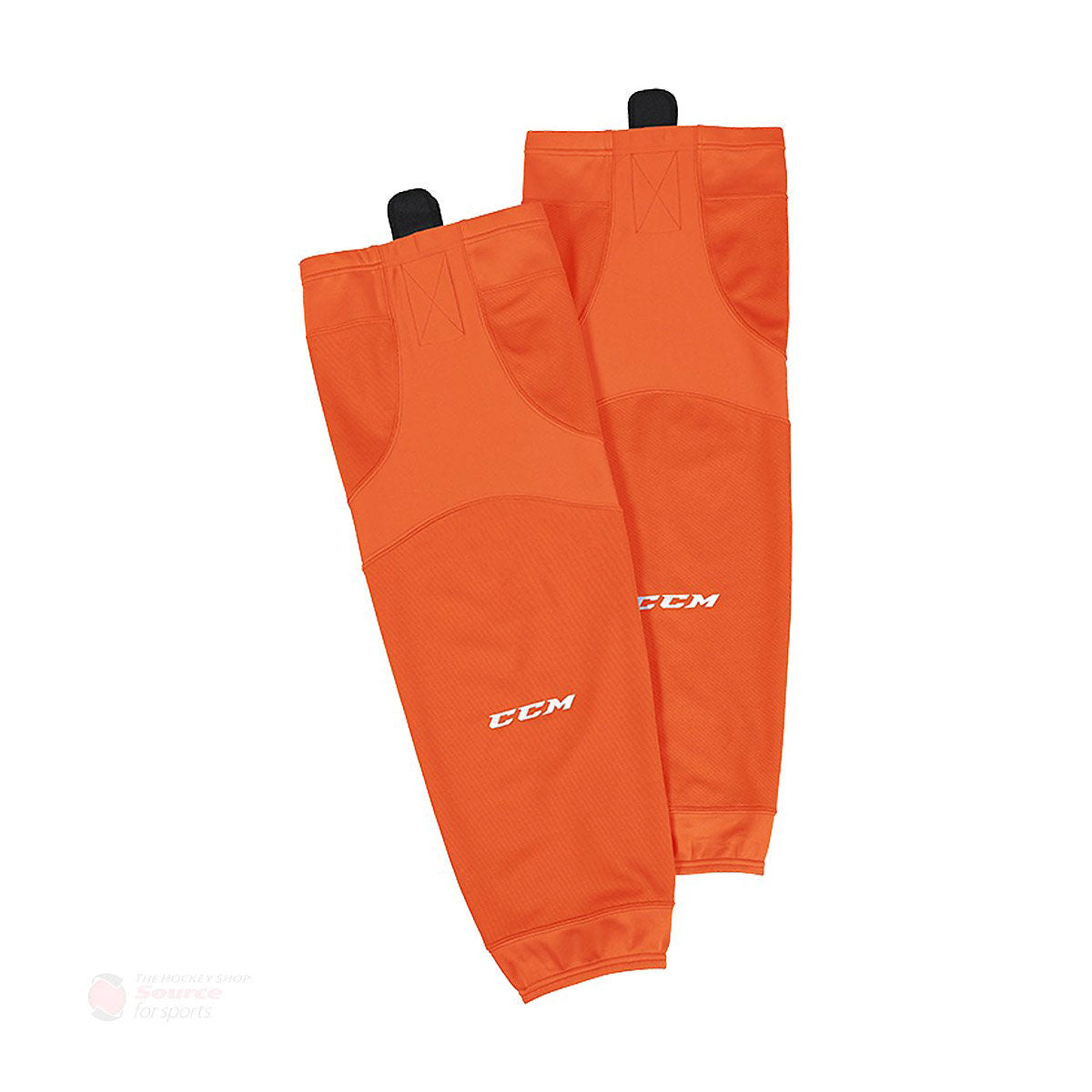 CCM Quicklite 6000 Orange Hockey Socks