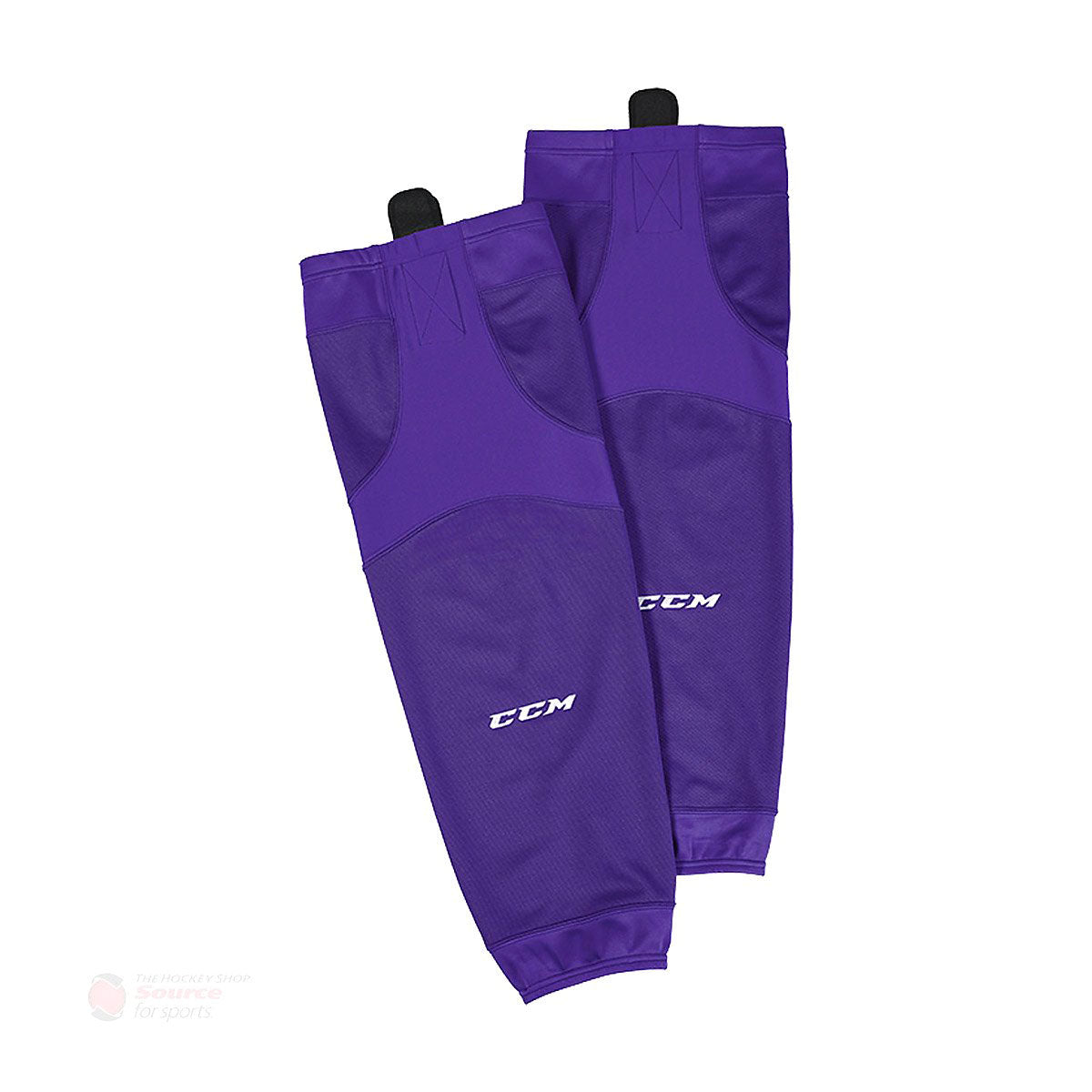 CCM Quicklite 6000 Purple Hockey Socks