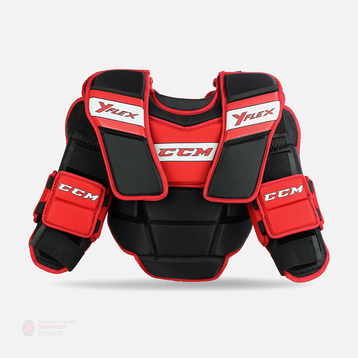 CCM YFlex Youth Chest & Arm Protectors