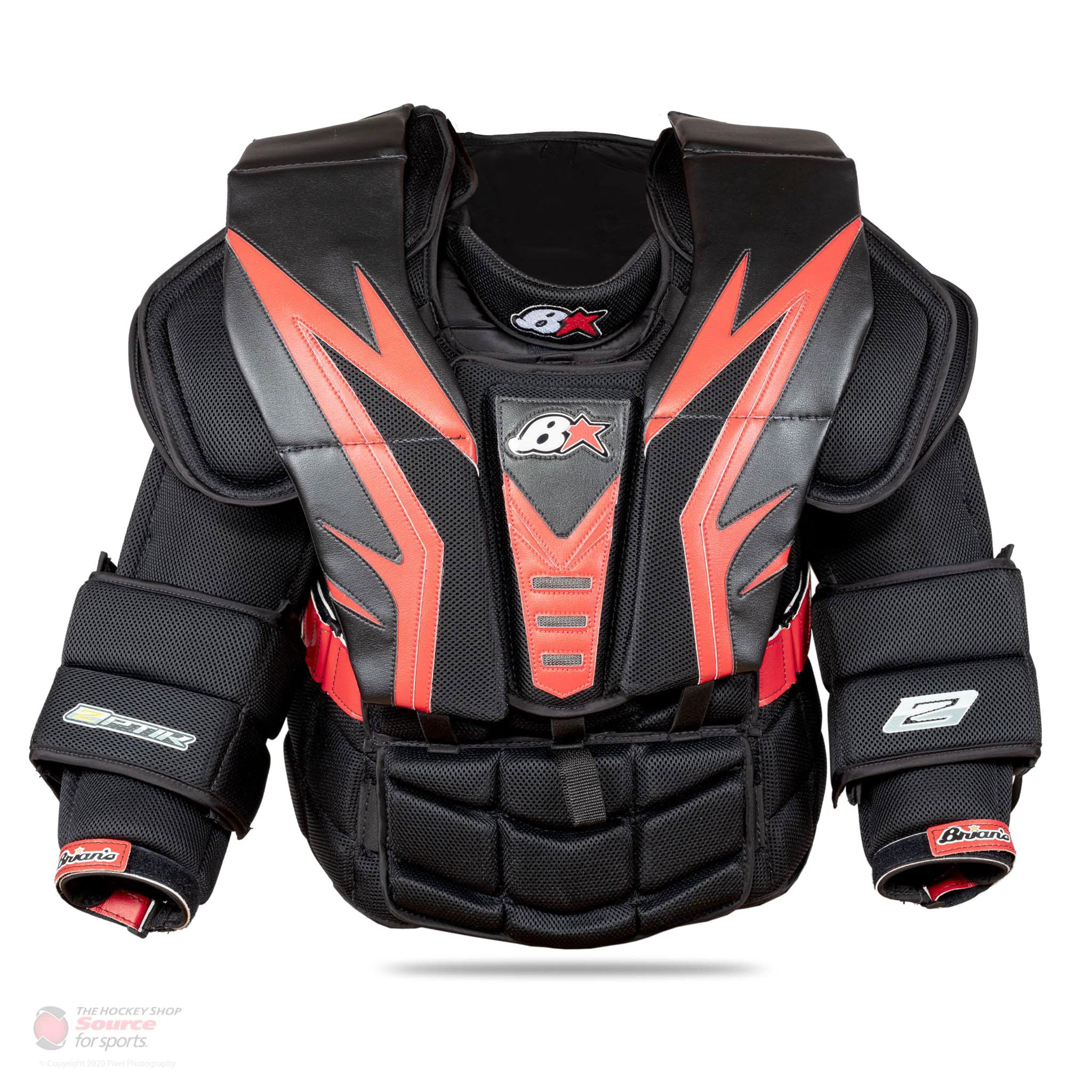Brian's OPTiK 2 Senior Chest & Arm Protector