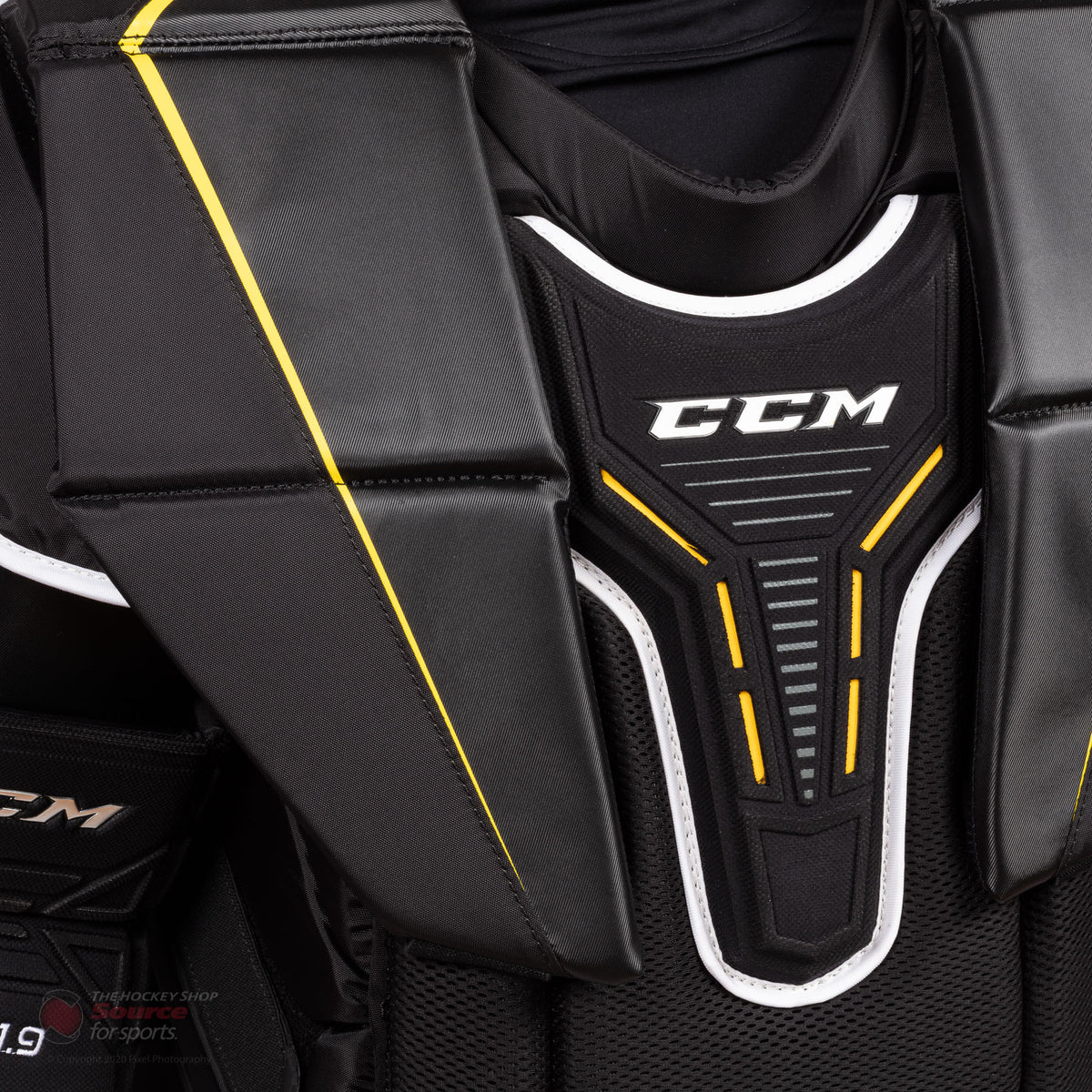 CCM Axis A1.9 Intermediate Chest & Arm Protector