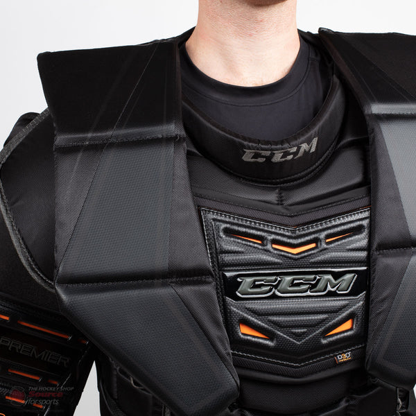 CCM Premier Pro LE Senior Goalie Chest & Arm Protector