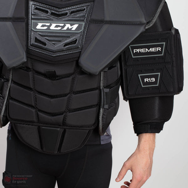 CCM Premier R1.9 LE Intermediate Chest & Arm Protector