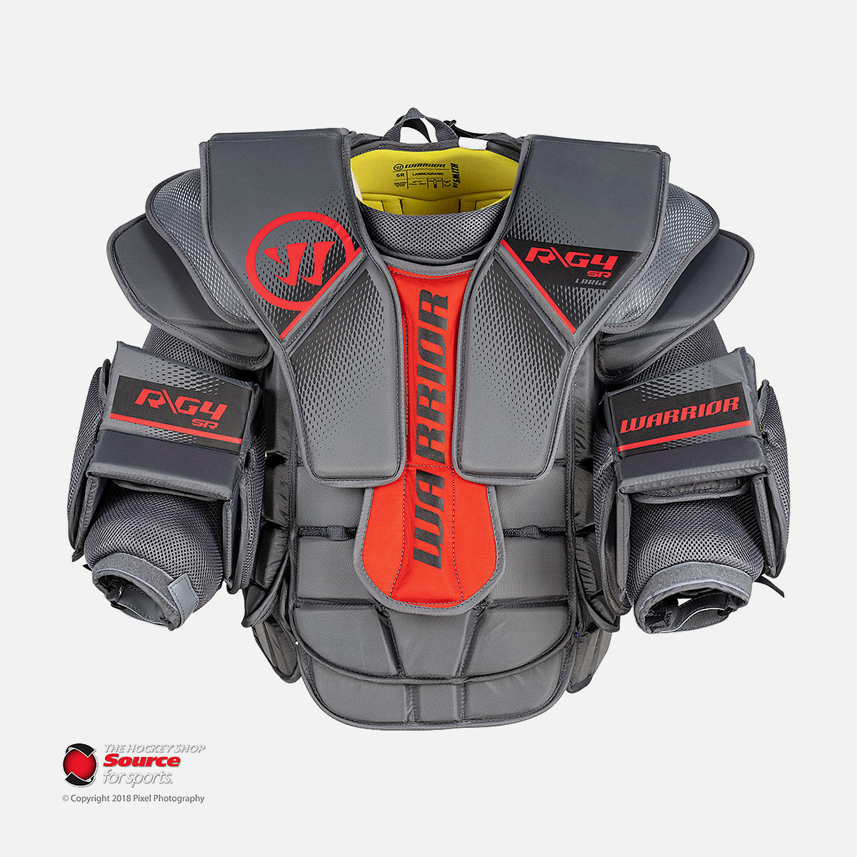 Warrior Ritual G4 Senior Chest & Arm Protector