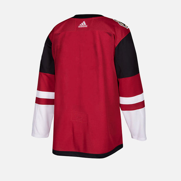Arizona Coyotes Home Adidas Authentic Senior Jersey