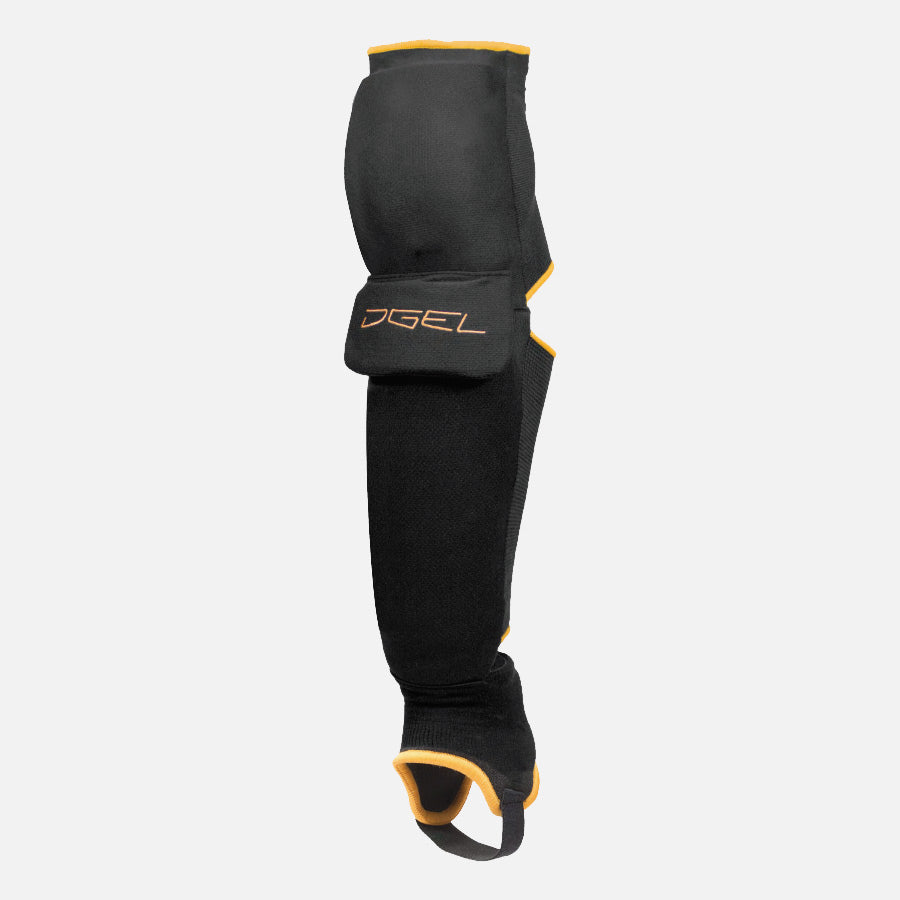 D-Gel Deluxe Ball Hockey Shin Guards