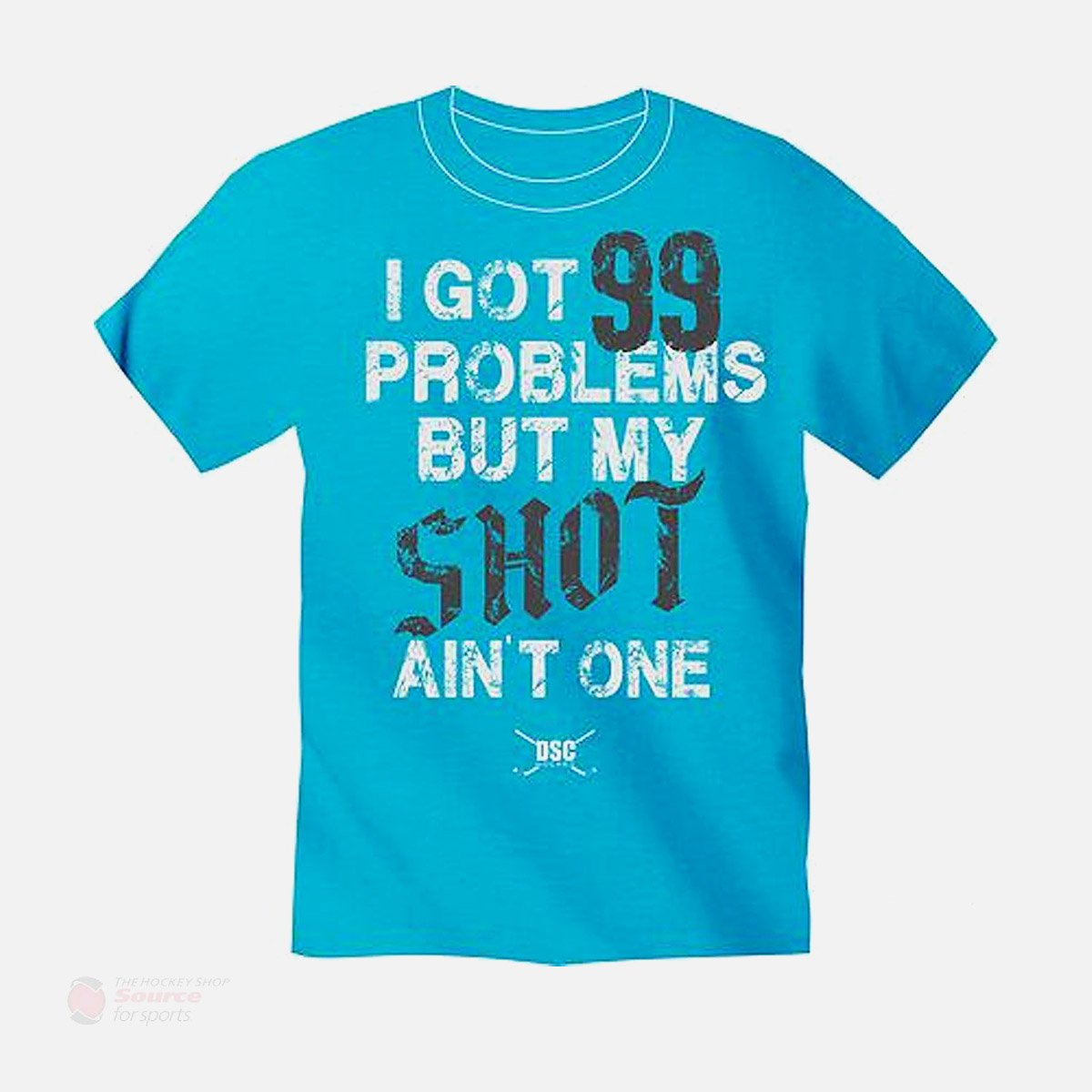 DSC Hockey 99 Problems Men's Shirt