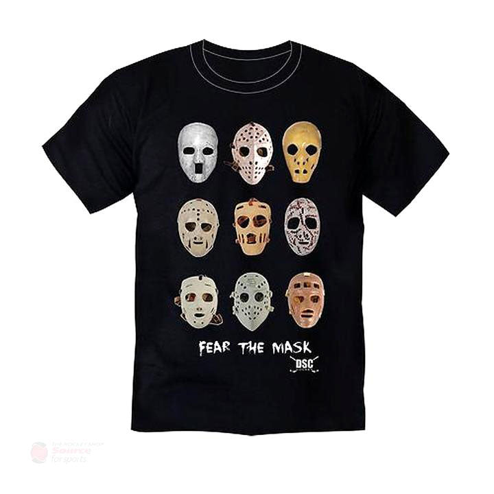 DSC Hockey Mask Youth Shirt