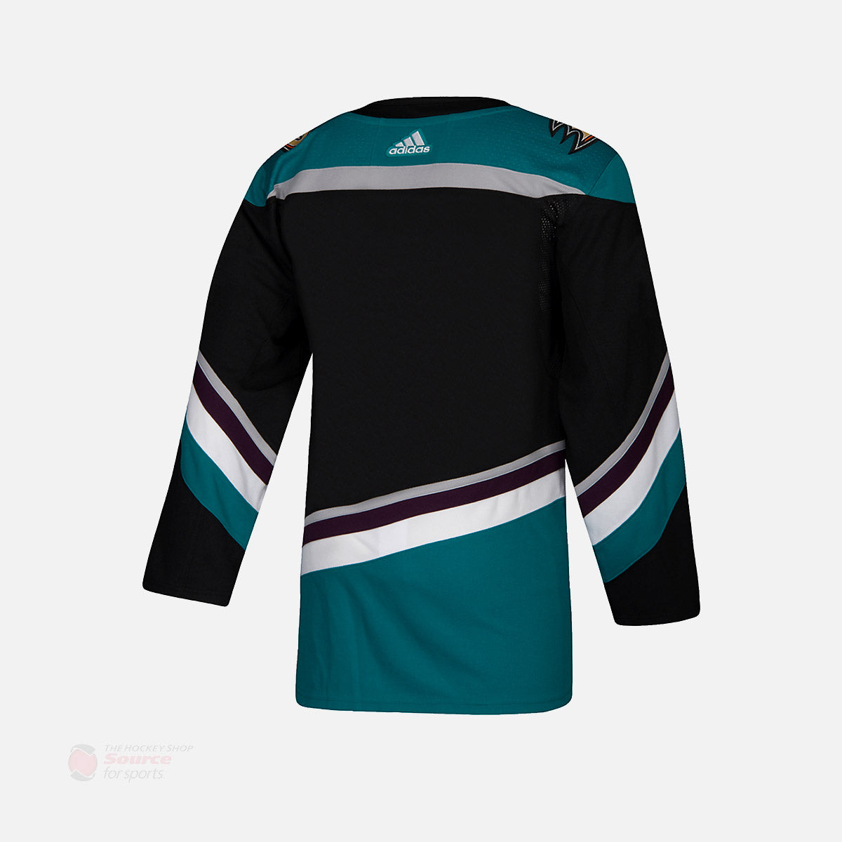 Anaheim Ducks Adidas Authentic Senior Alternate Jersey
