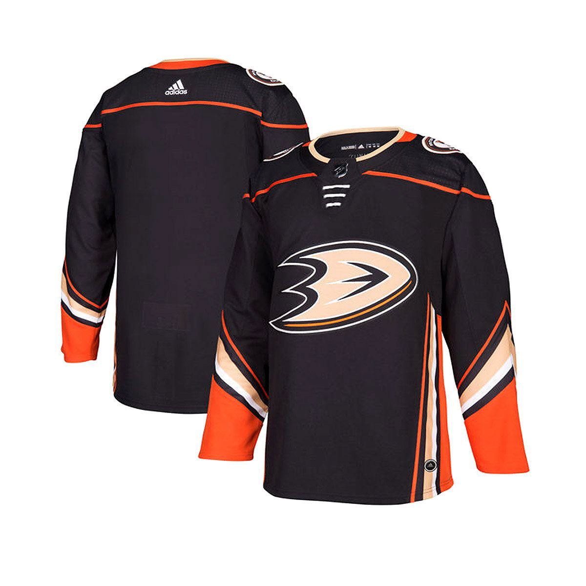 Anaheim Ducks Adidas Authentic Senior Home Jersey