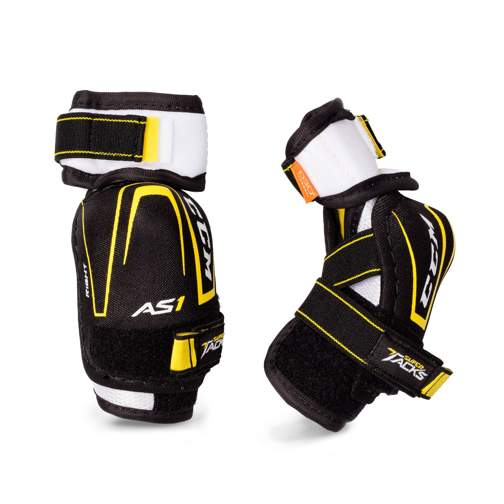 CCM Super Tacks AS1 Youth Hockey Elbow Pads