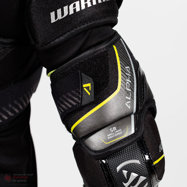 Warrior Alpha DX Senior Hockey Elbow Pads
