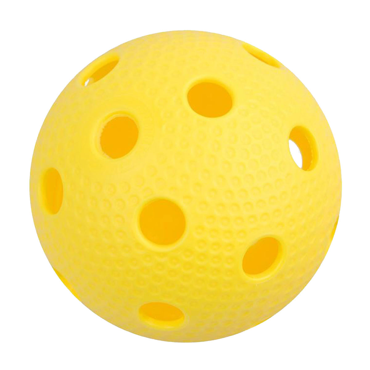 Salming Aero Floorball Ball - Yellow