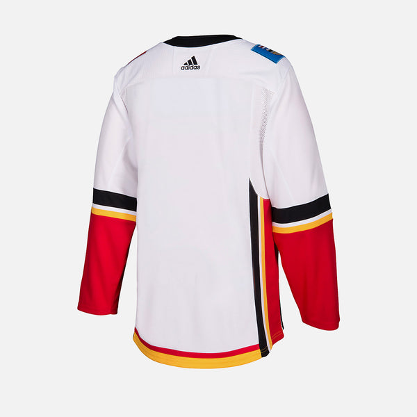 Calgary Flames Away Adidas Authentic Senior Jersey (2019)