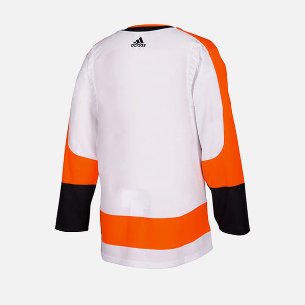 Philadelphia Flyers Away Adidas Authentic Senior Jersey