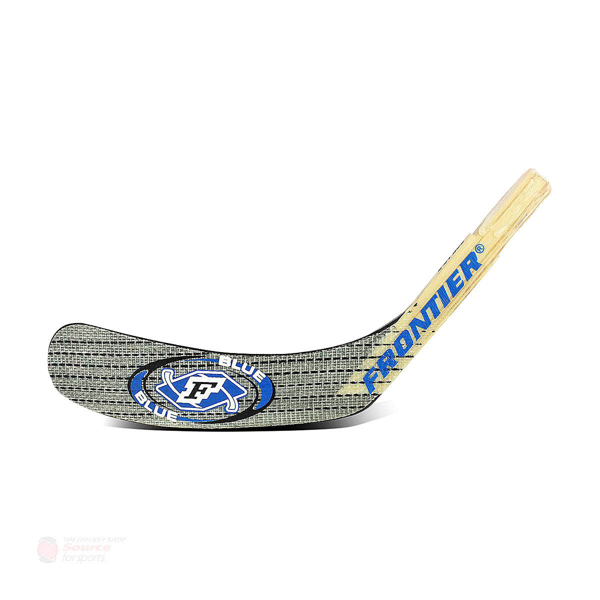 Frontier F-Blue ABS Standard Senior Wood Hockey Blade