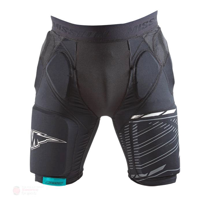 Mission Compression Senior Hockey Girdle