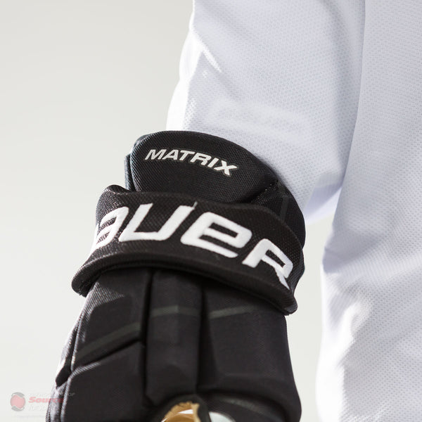 Bauer Supreme Matrix Junior Hockey Gloves
