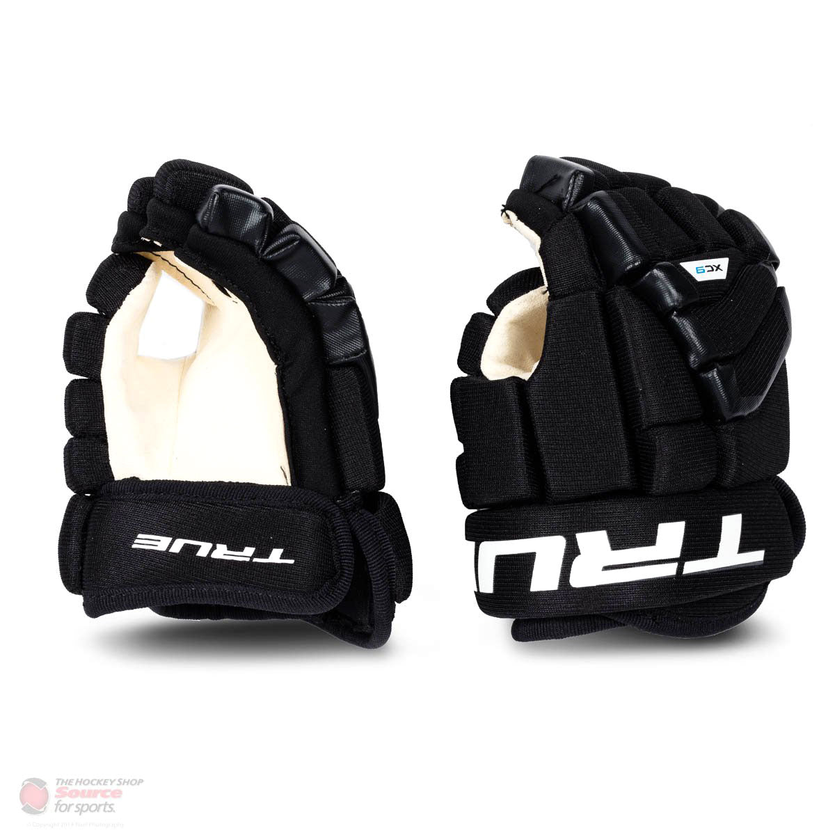 TRUE XC9 Youth Hockey Gloves (2018)