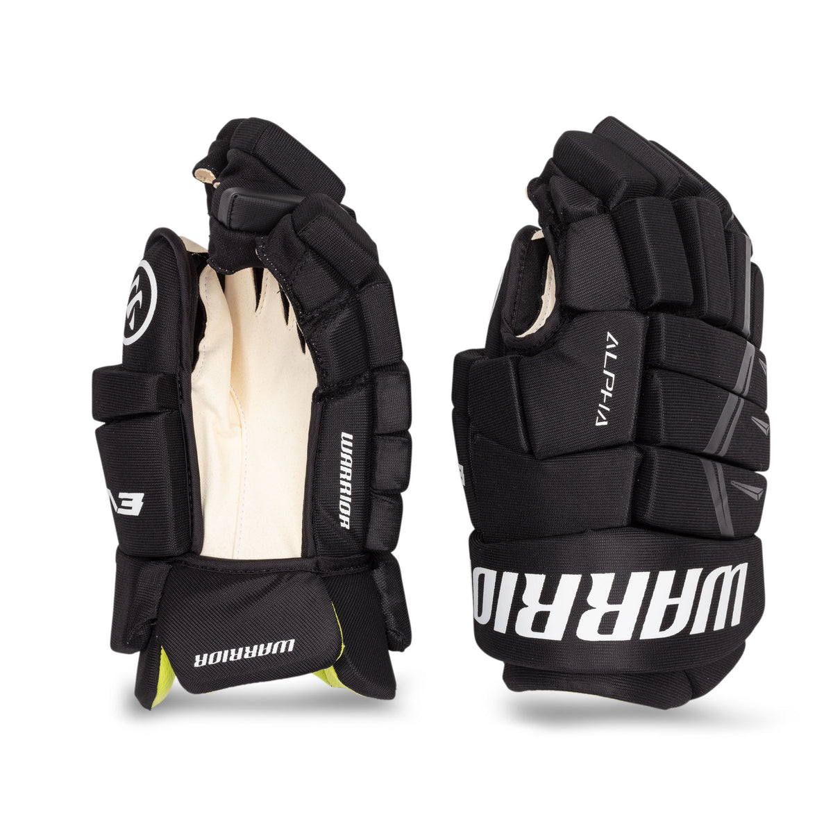 Warrior Alpha Evo Senior Hockey Gloves