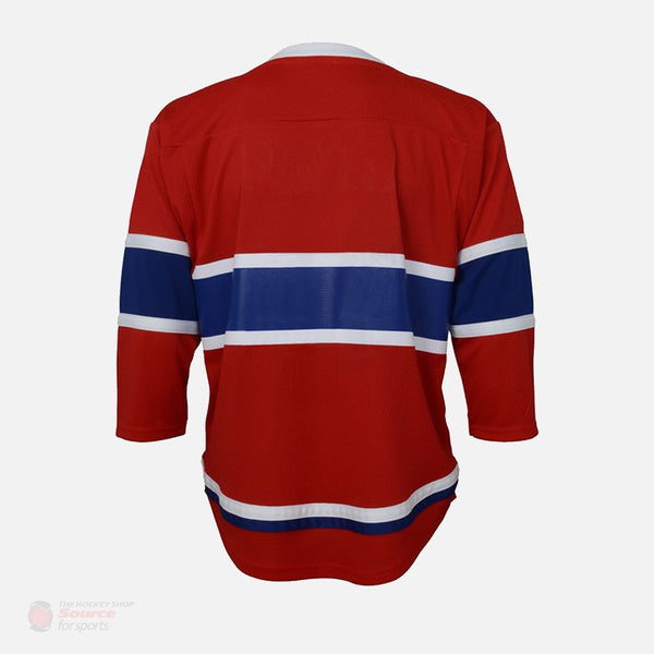 Montreal Canadiens Home Outer Stuff Replica Junior Home Jersey