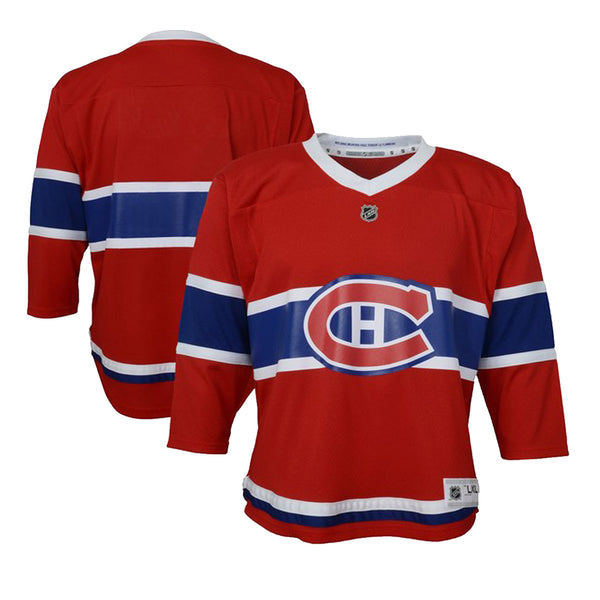 Montreal Canadiens Replica Toddler Home Jersey