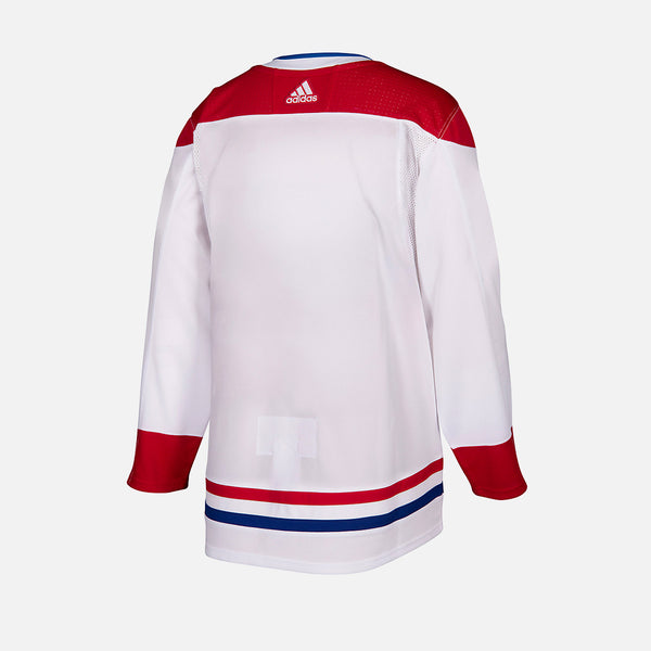 Montreal Canadiens Away Adidas Authentic Senior Jersey