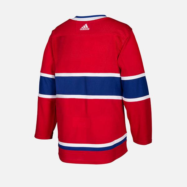 Montreal Canadiens Home Adidas Authentic Senior Jersey