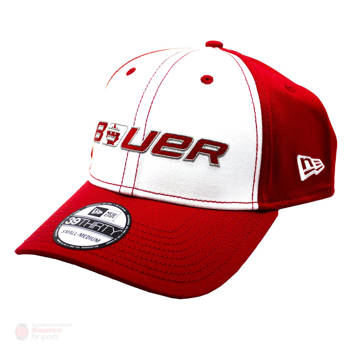 Bauer 39Thirty Canada Flag Flexfit Hat