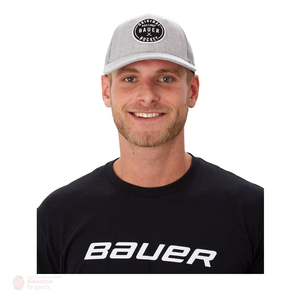 Bauer 9Forty Patch Snapback Hat
