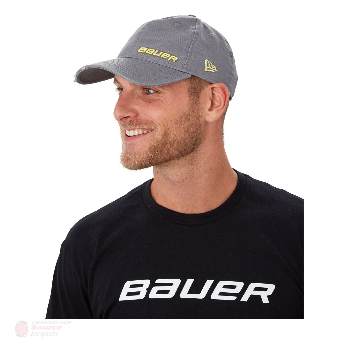 Bauer 9Twenty District Snapback Hat