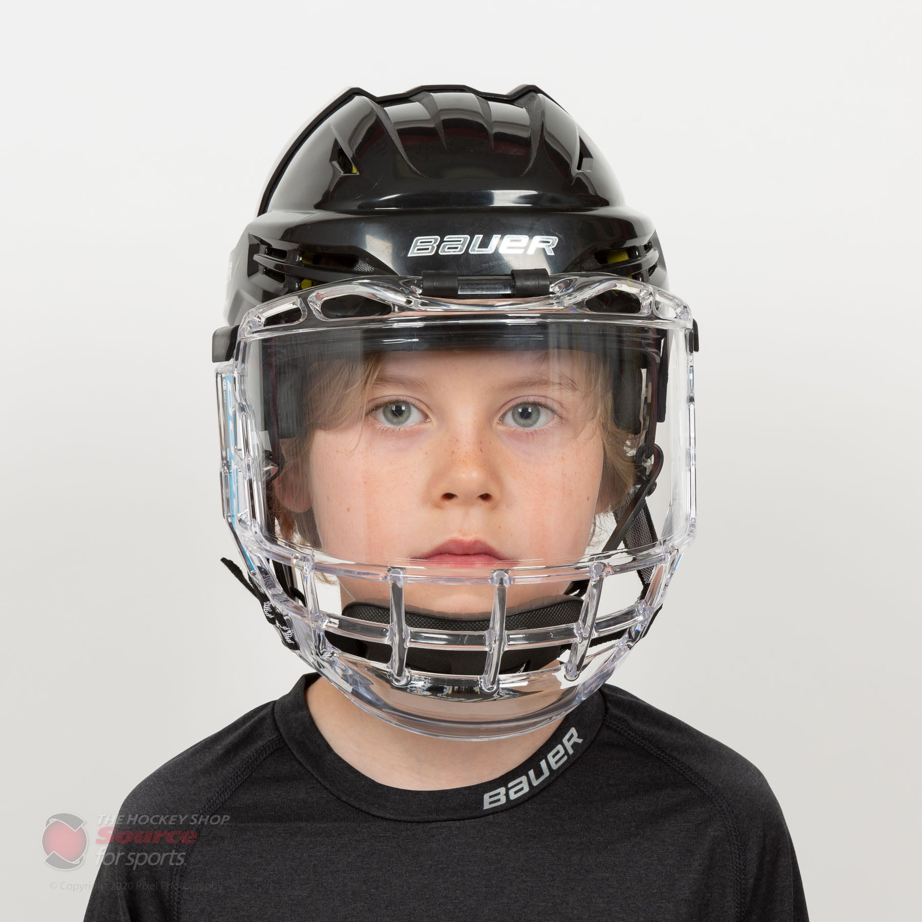 Bauer Concept 3 Senior Hockey Full Face Shield The Hockey Shop Source For Sports
