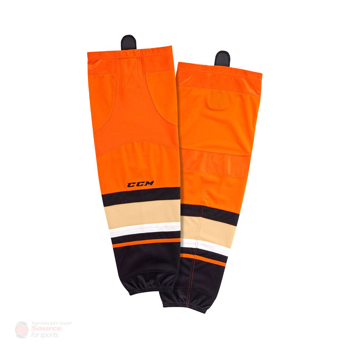 Anaheim Ducks CCM Quicklite 8000 Hockey Socks