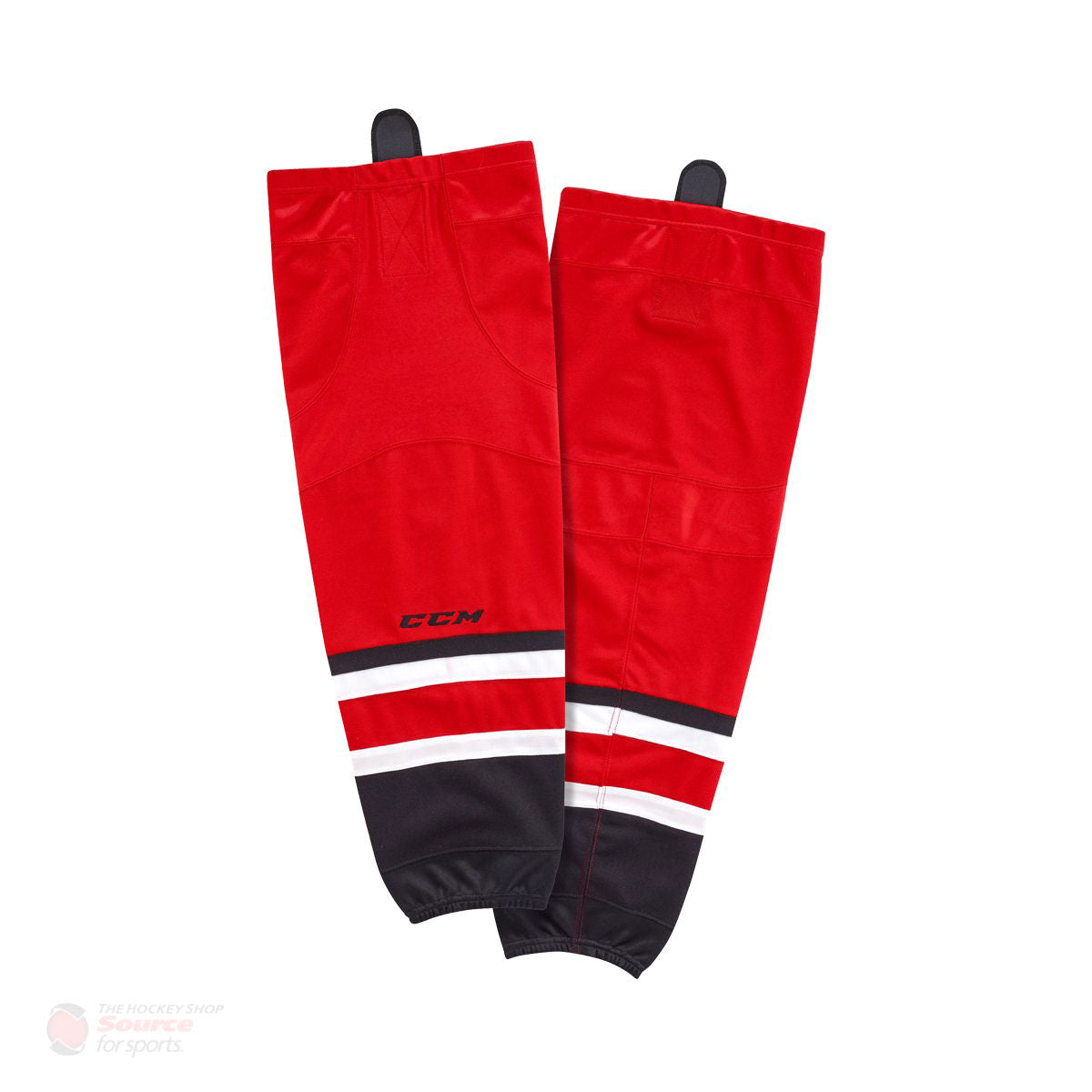 Carolina Hurricanes CCM Quicklite 8000 Hockey Socks