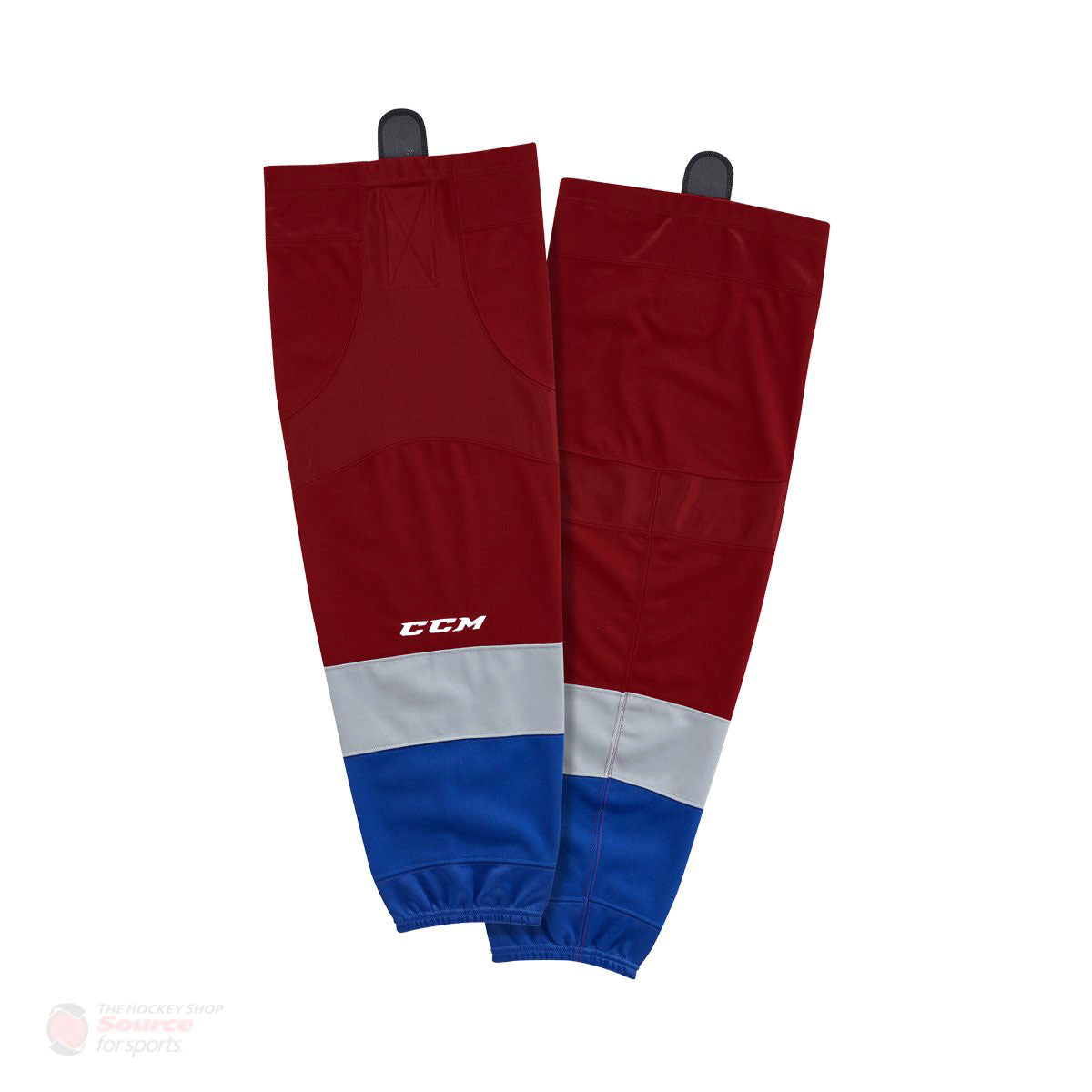 Colorado Avalanche CCM Quicklite 8000 Hockey Socks